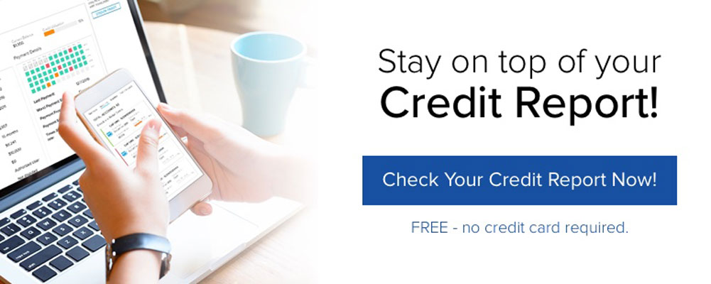 Stay on top of your credit report