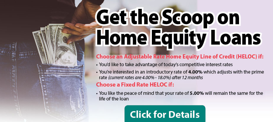 Get the scoop on home equity loans